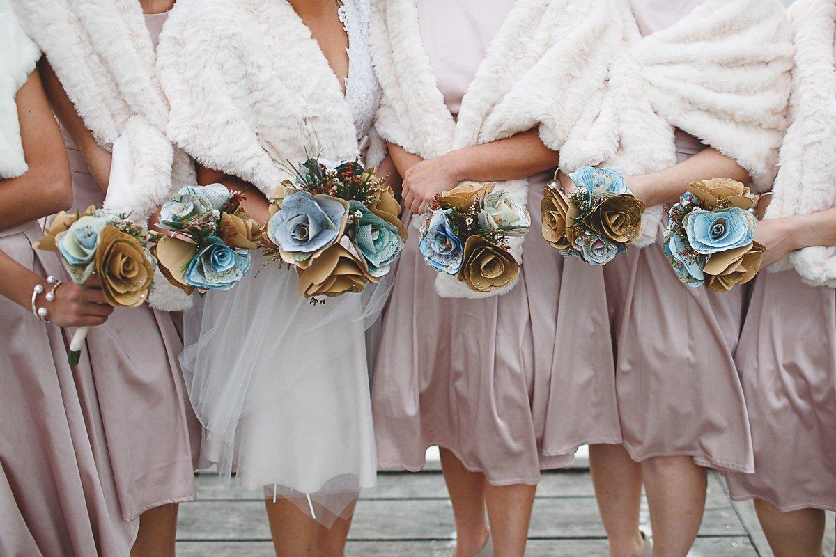 Raffertys Top Five  for Winter Weddings